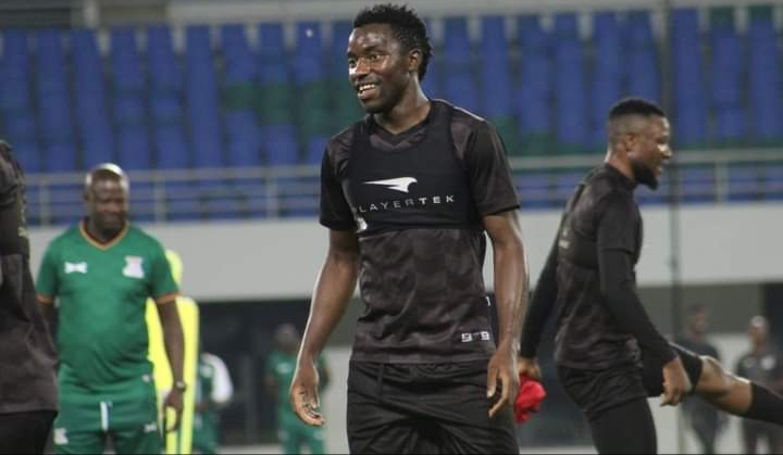 Zambian gunslinger out of AFCON qualifiers