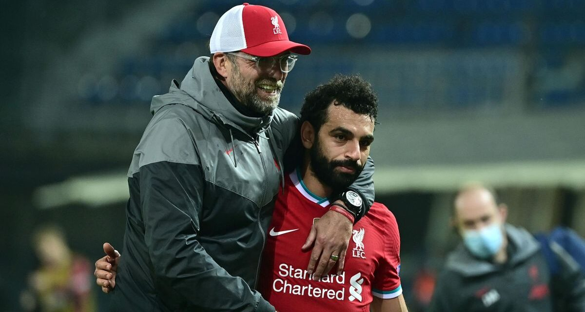 Klopp speaks on Salah future amid Spanish links