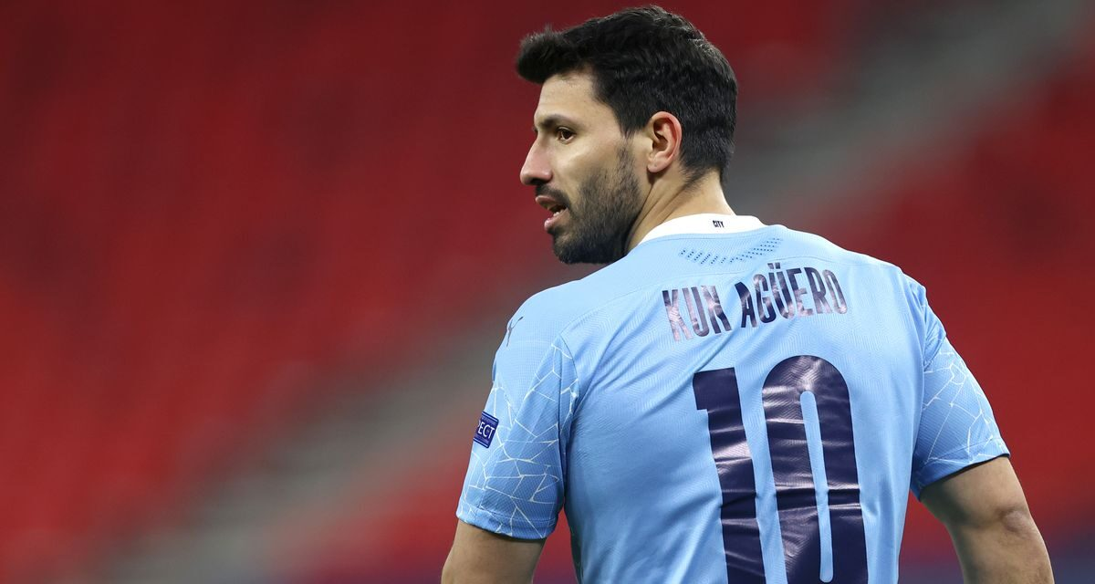 Aguero to be honoured with a statue at Etihad Stadium