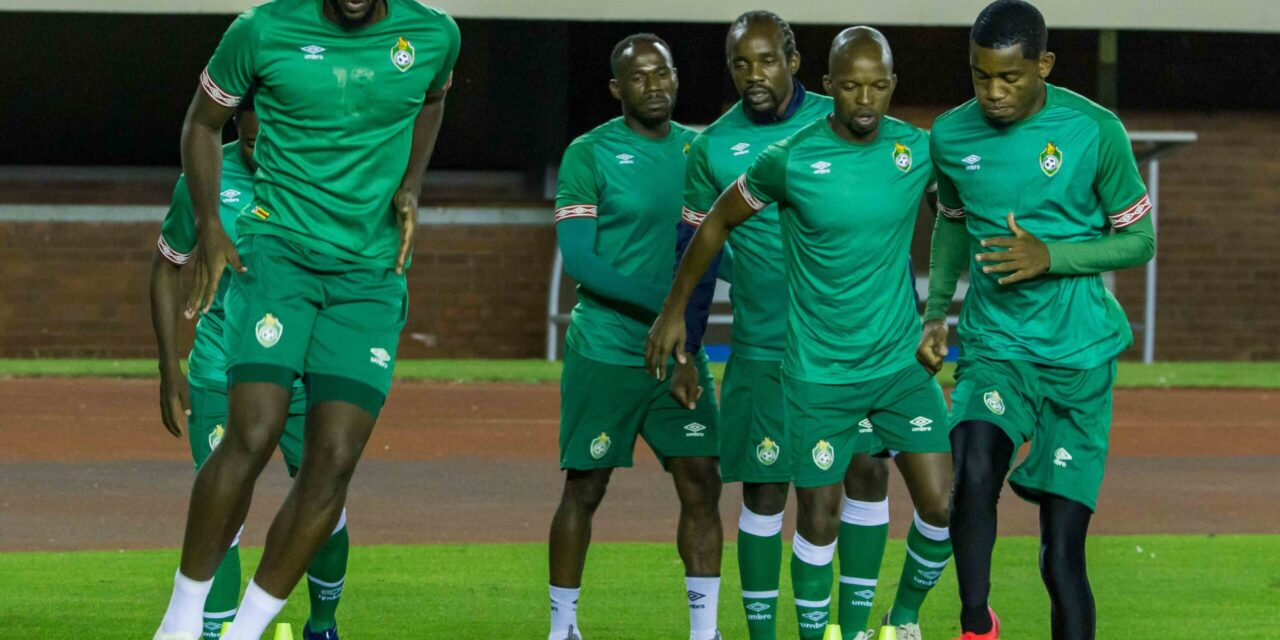 Expected changes in Warriors side for Zambia clash