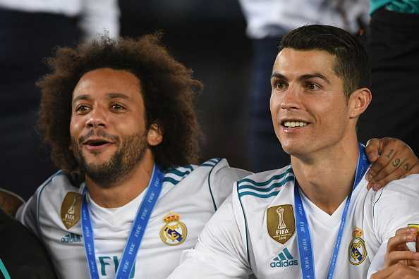 Marcelo drops massive hint on Ronaldo return to Real Madrid