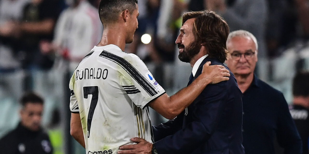 Juventus confirm final decisions on Ronaldo and coach Andrea Pirlo