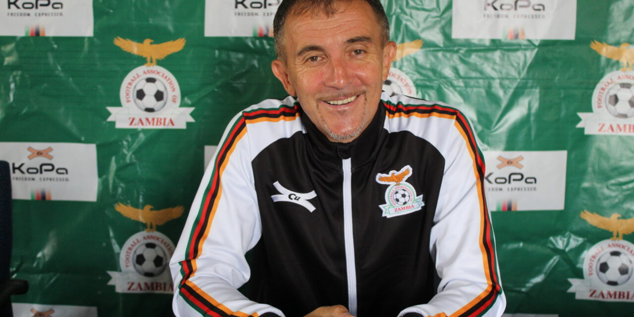 Micho sacked as Chipolopolo coach