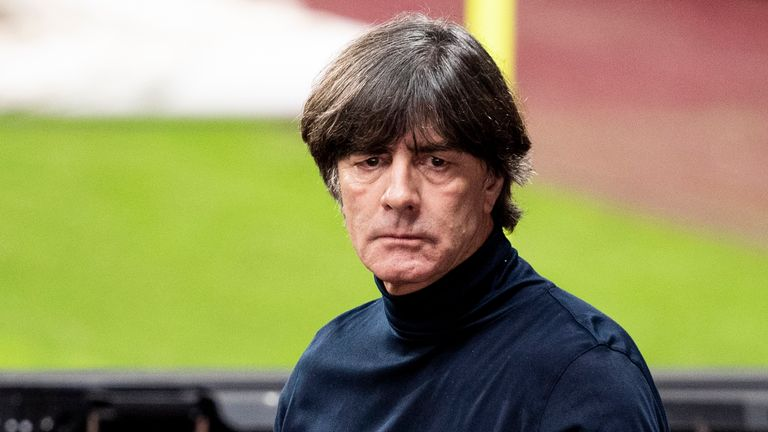 Joachim Low to step down as Germany coach after rescheduled Euro 2020
