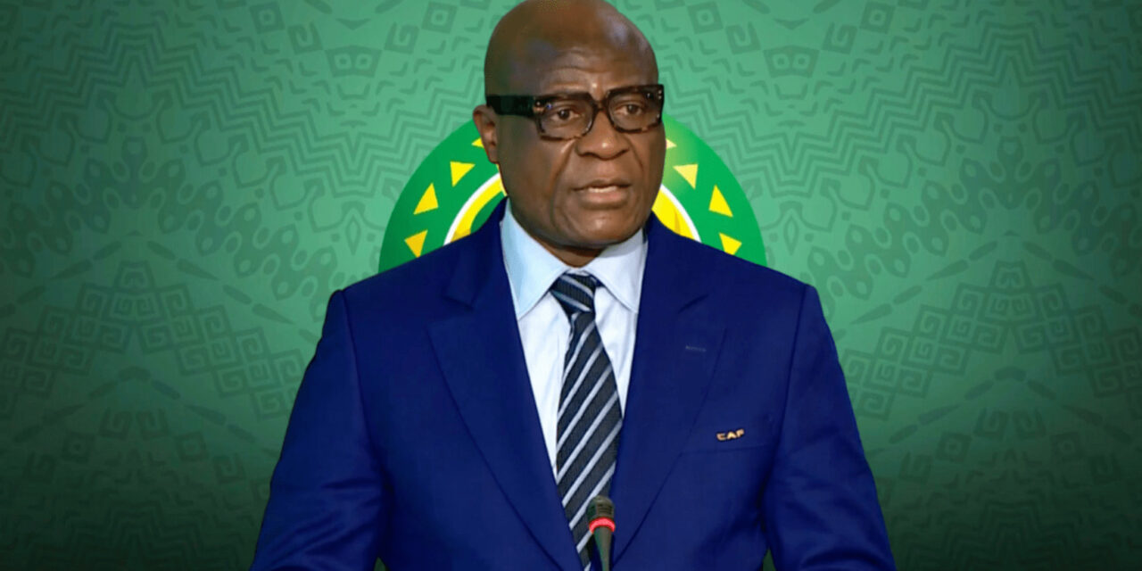CAF appoints new interim president after CAS ruling on Ahmad