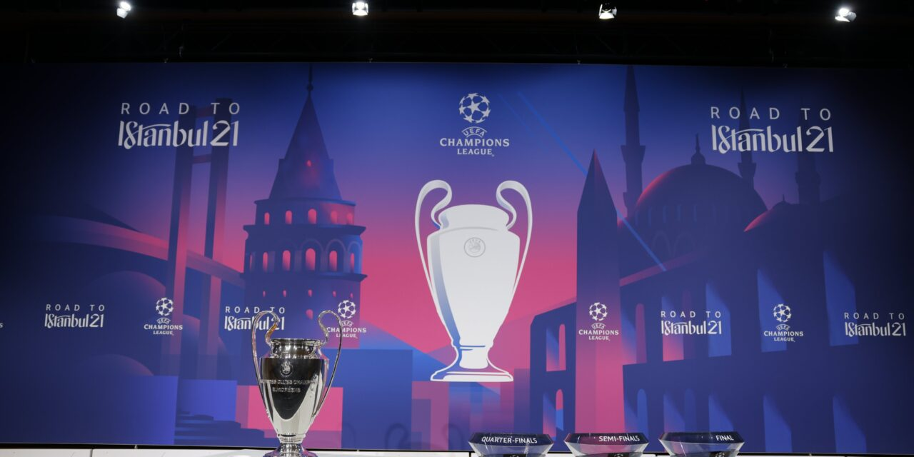 UEFA CL and Europa League draw done