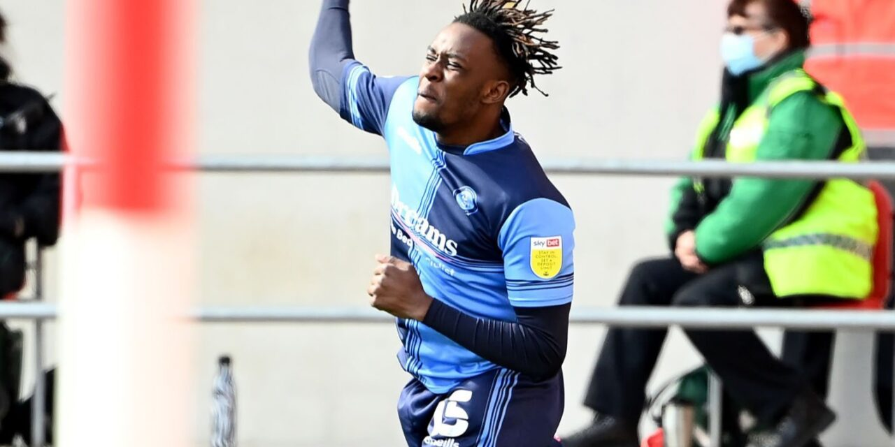 Muskwe on target in emphatic Wycombe win