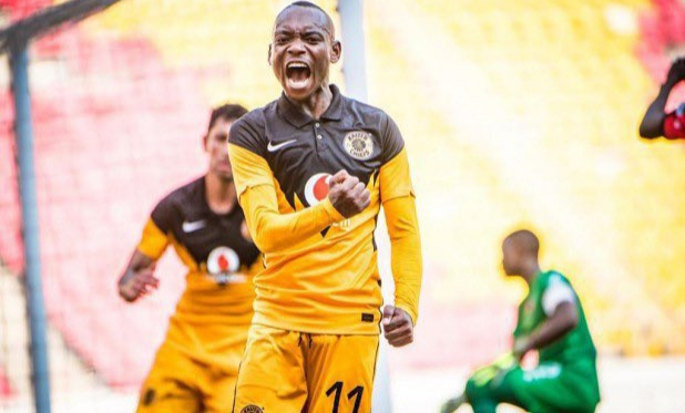 Video: Billiat's decisive goal for Kaizer Chiefs