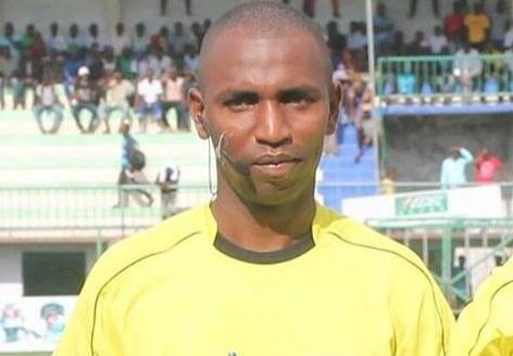 Zambia-Algeria game referee suspended