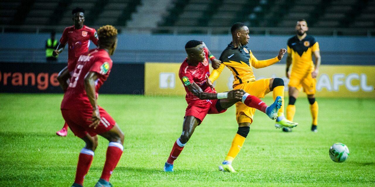 Billiat scores crucial goal as Chiefs book CL quarter-final spot