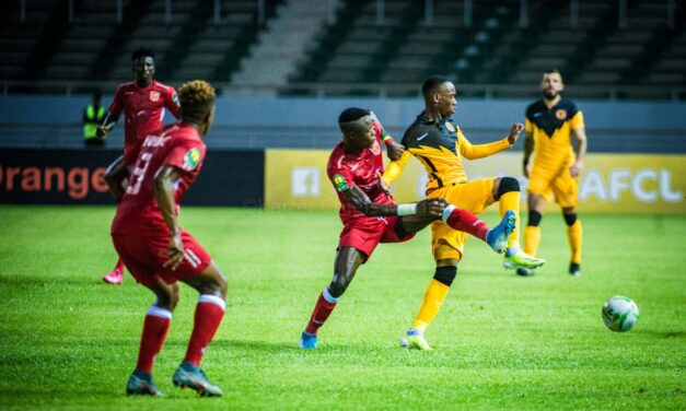 Billiat scores crucial goal as Chiefs book CL quarter-final spot