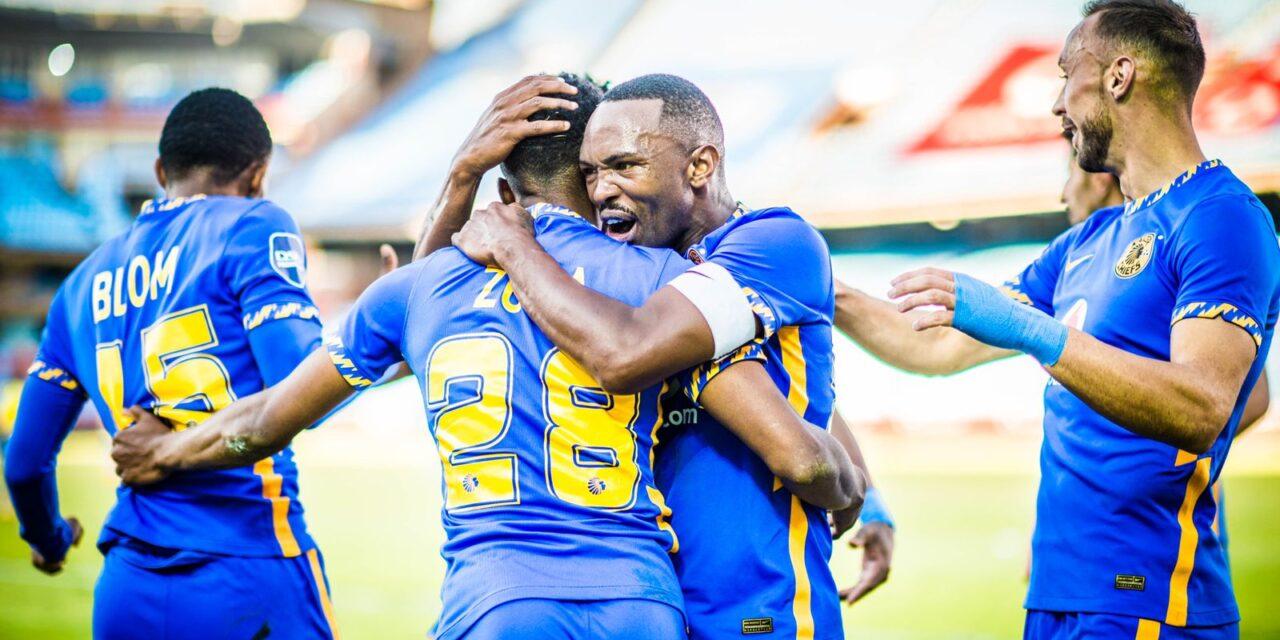 Chiefs end Sundowns' league unbeaten run
