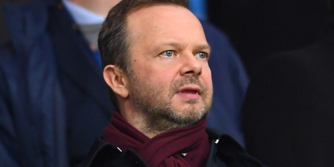 Reason behind Woodward's resignation at Man Utd explained