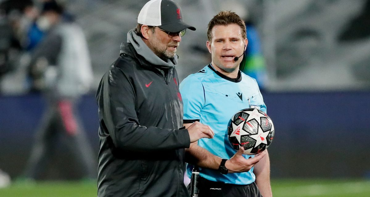 Klopp criticises Real Madrid training ground after CL loss, Zidane responds