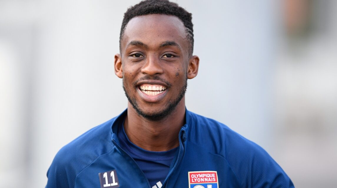 What a debut season it has been in Ligue 1, for Tino Kadewere