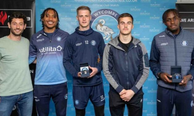 Admiral Muskwe scoops goal of the season award