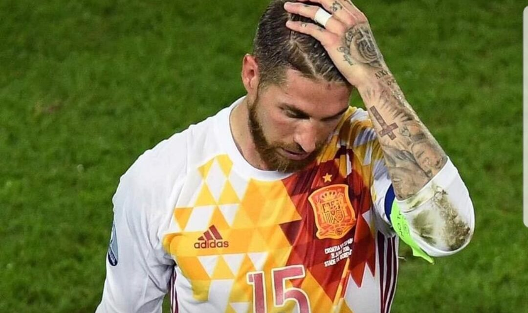 JUST IN: Ramos left out of Spain Euro 2020 squad