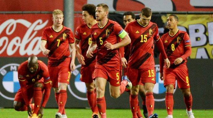 Belgium squad for 2020 EURO announced