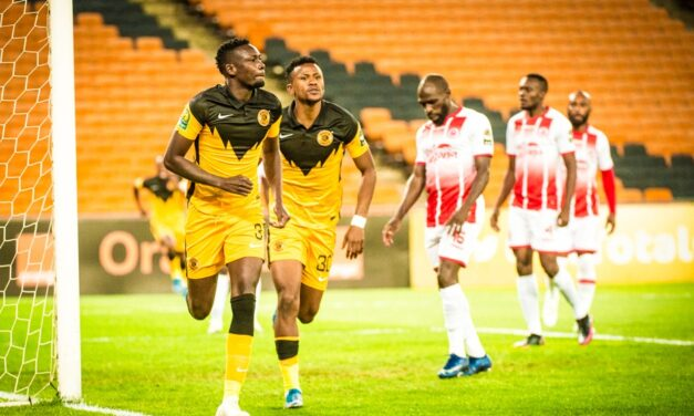 Kaizer Chiefs thrash Simba SC in CAF Champions League