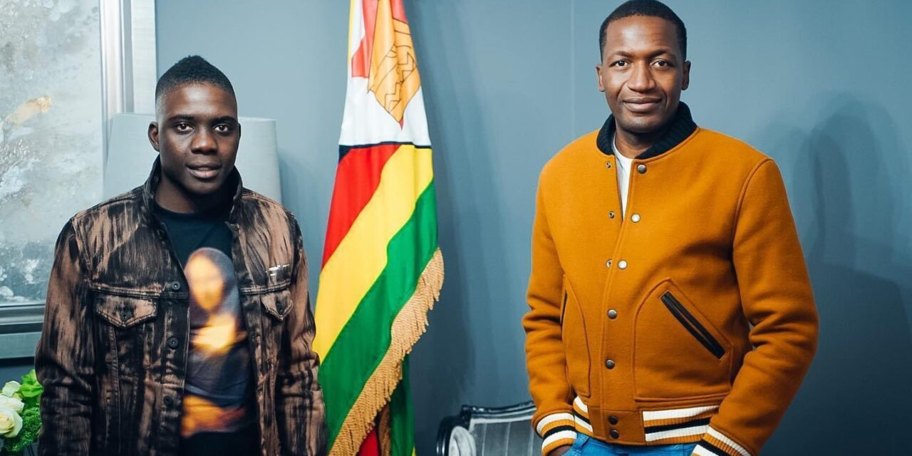 Nakamba confirms details of his meeting with Uebert Angel