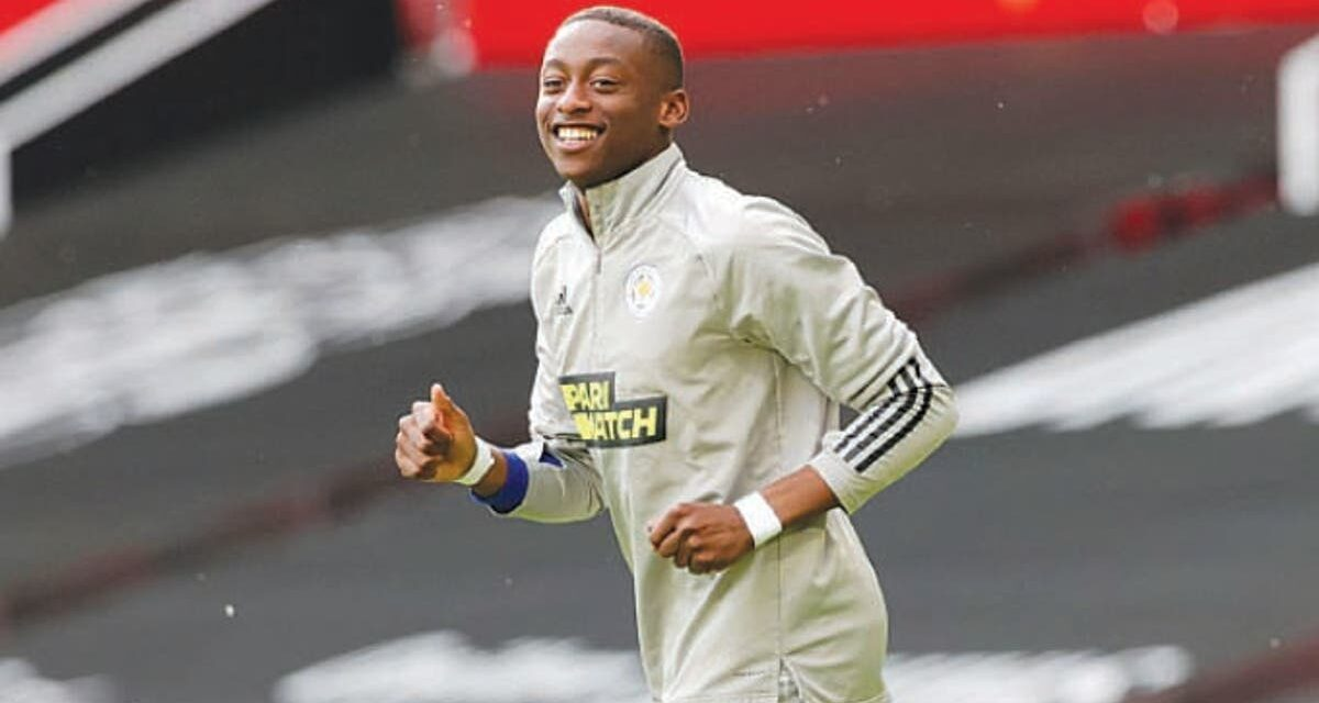 Leicester City teen Maswanhise for COSAFA Cup as Brendan Rodgers hails the midfielder