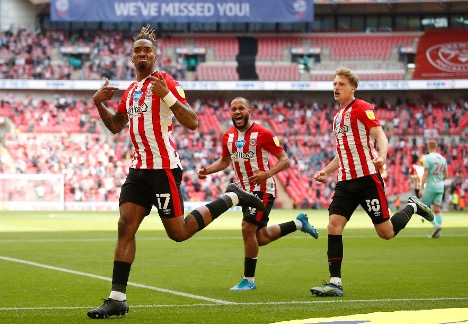 Brentford secure EPL promotion after beating Swansea in Championship play-off final