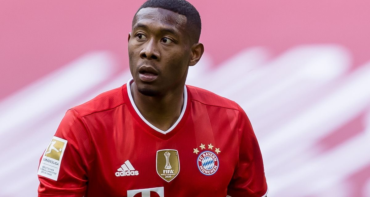 Official: David Alaba joins Real Madrid