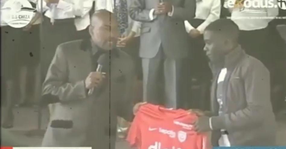 I guided Nakamba to stardom: Bulawayo prophet