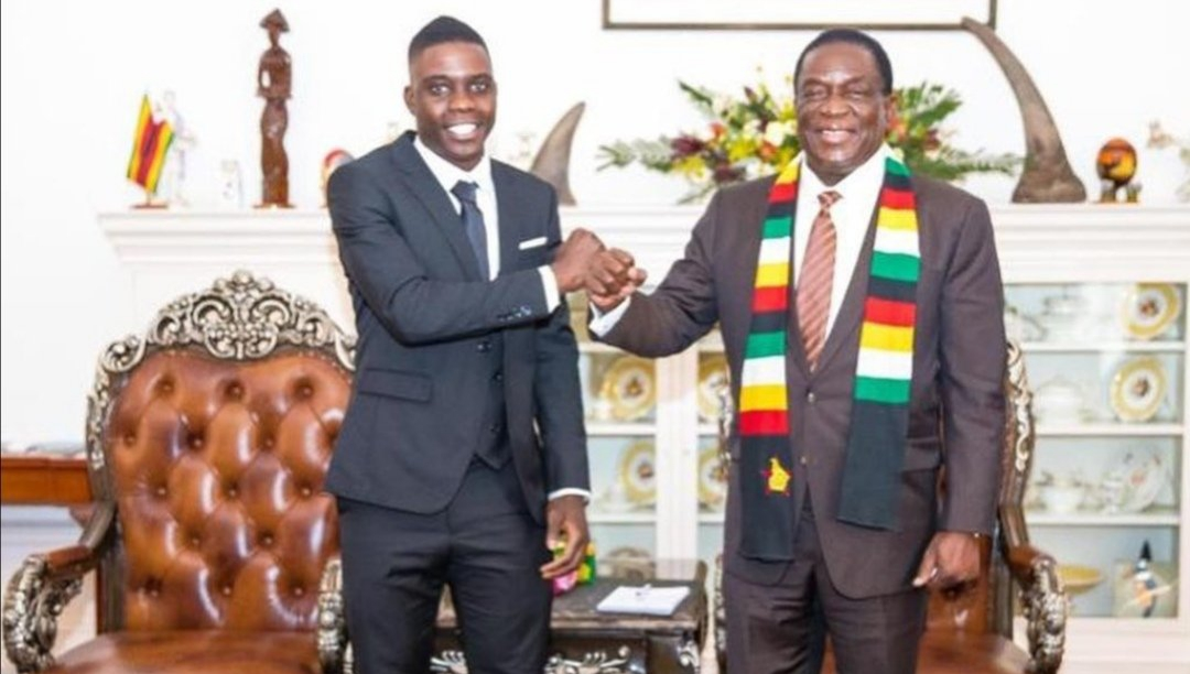 'Honoured' Nakamba speaks after meeting President, reveals investments plans in Zim