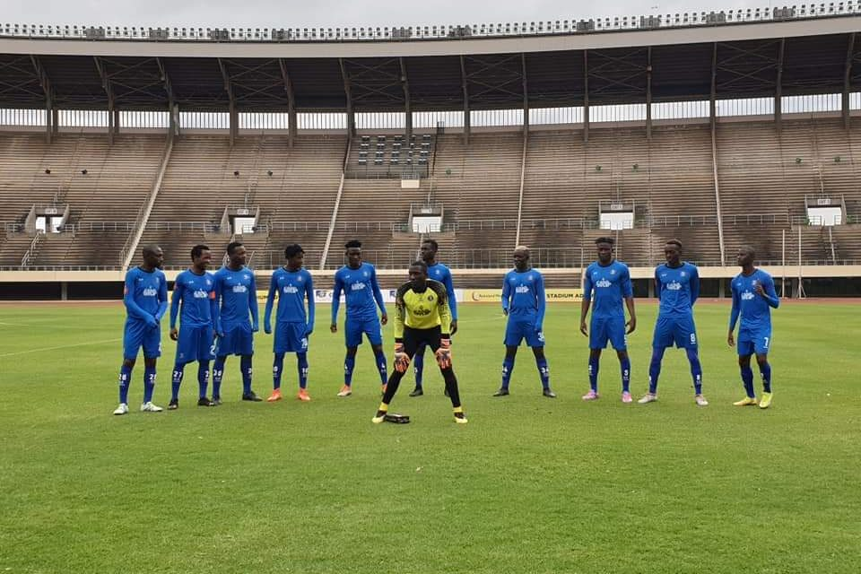 Dynamos complete PSL registration of all players