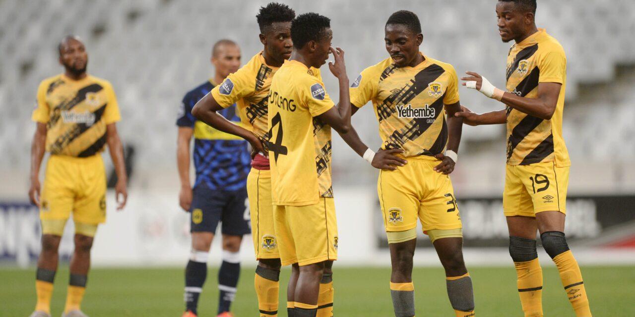 Karuru's Black Leopards relegated
