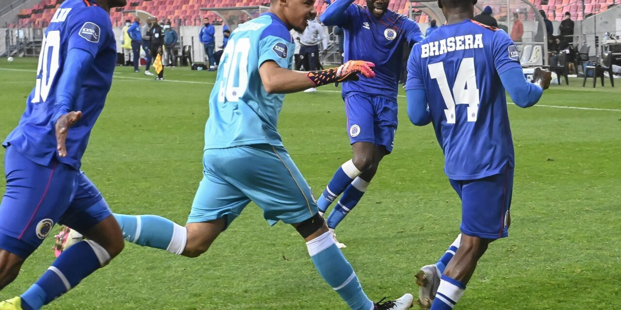 Dramatic, jaw-dropping- Bhasera's first SuperSport United goal