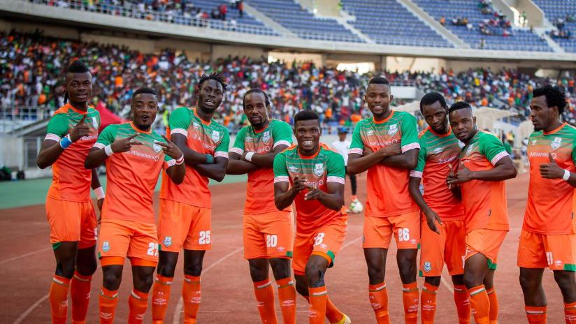 Warriors duo wins league title in Zambia