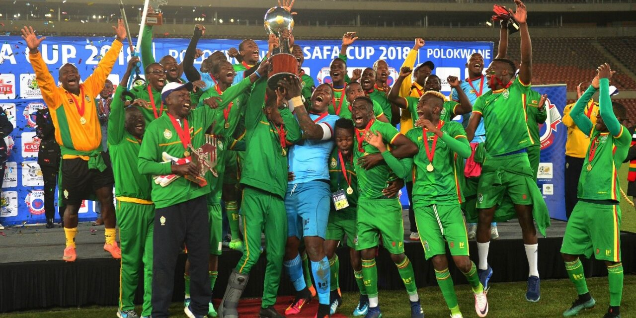 All set for Cosafa Cup draw