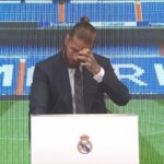 Tearful Ramos bids farewell to Real Madrid, says he never wanted to leave
