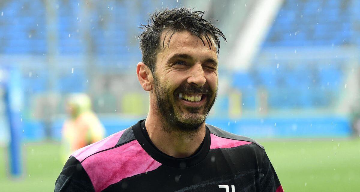 Official: Gianluigi Buffon joins Italian second-tier club