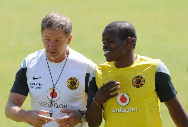 Katsande pays homage to Baxter after Chiefs reach Champions League final