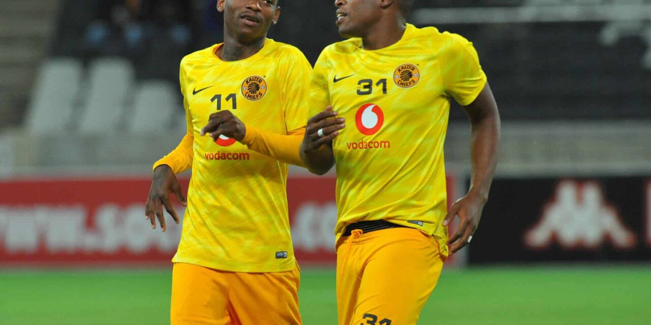 Zim duo part of Chiefs squad for CAF Champions League final