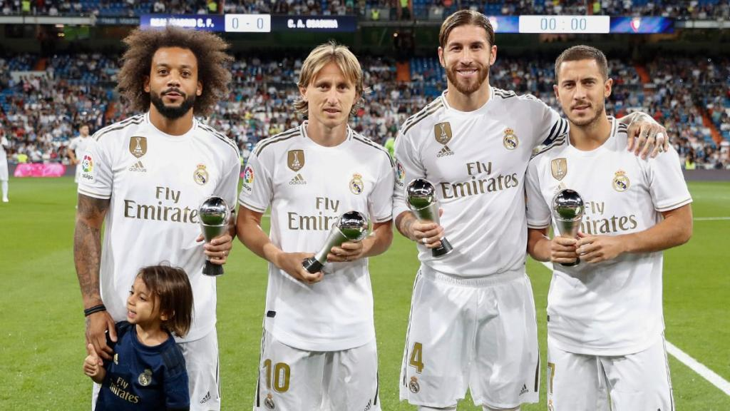 Real Madrid identify new captain to replace Sergio Ramos