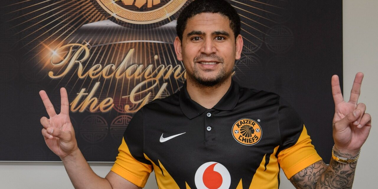 Kaizer Chiefs announce two latest signings
