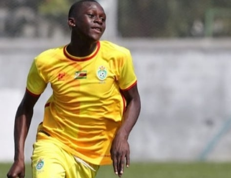 Zimbabwean youngster finally completes his move to SA