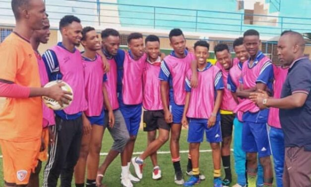Somali top-flight side JCCI FC players killed in bus attack