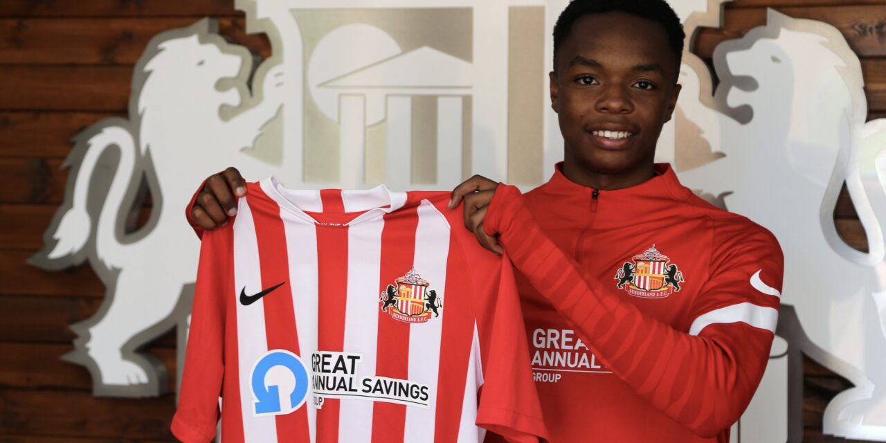 Zim youngster unveiled at Sunderland
