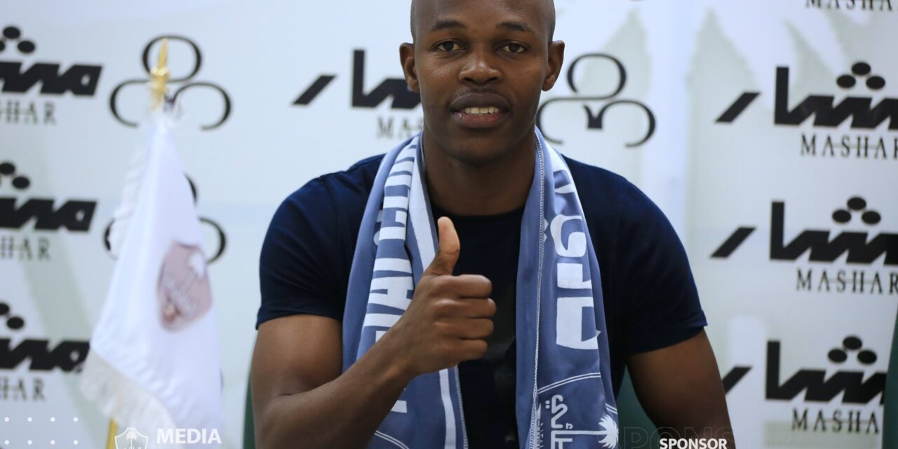 Musona pays tribute to former Belgian clubs after Saudi move