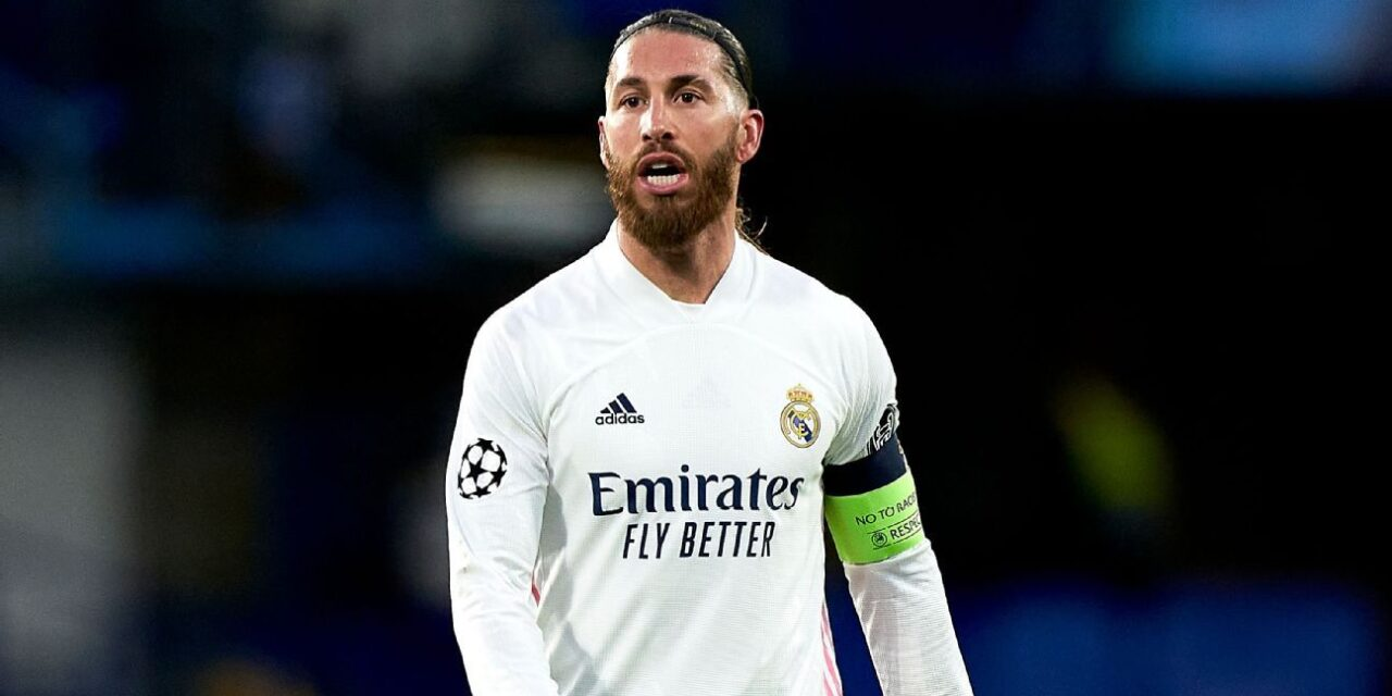 Sergio Ramos finds new club after leaving Real Madrid
