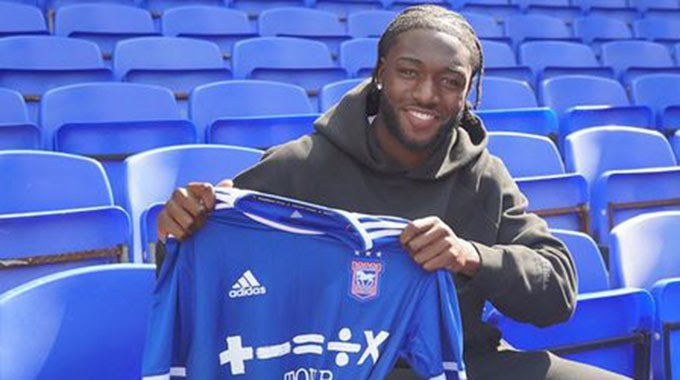 Zim youngster signs first professional contract with Ipswich Town