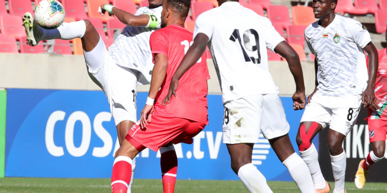 Warriors suffer first defeat at COSAFA Cup after losing to Namibia