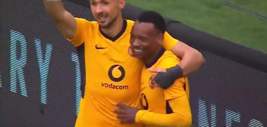 Video: Billiat scores for Kaizer Chiefs