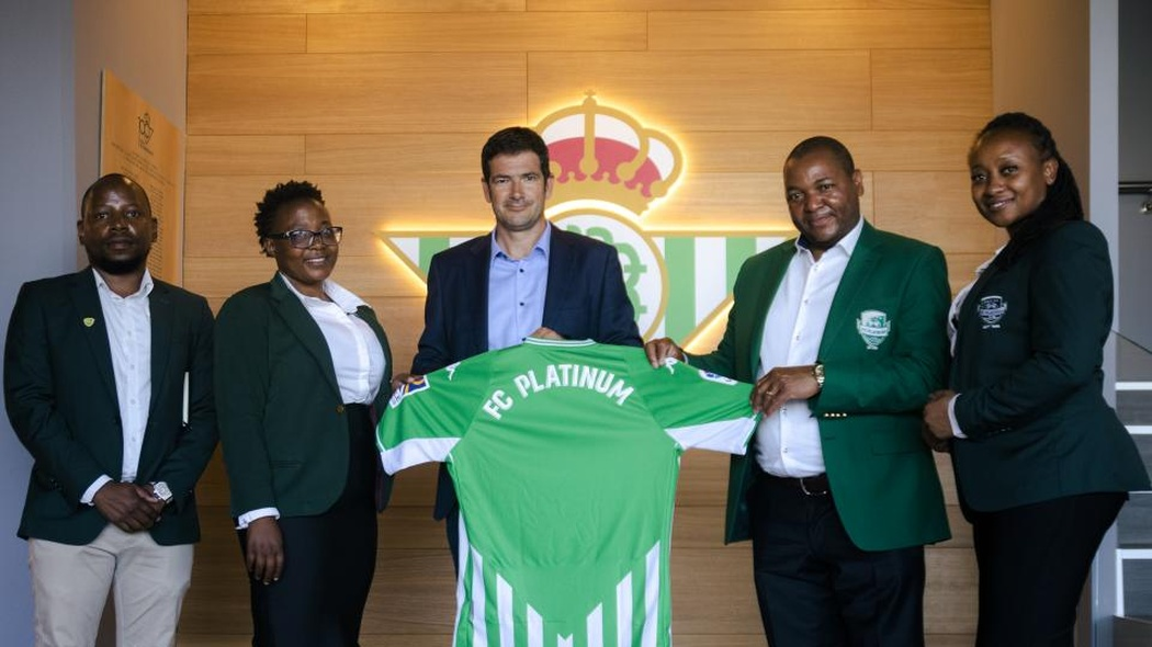 Official: Real Betis confirm partnership with FC Platinum