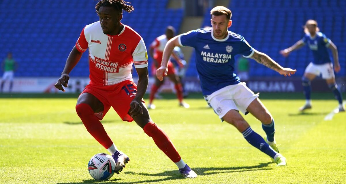'Admiral Muskwe will be a force to be reckoned with at Luton Town'